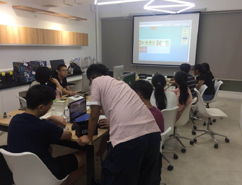 Case Study: Chengdu STEM Education and Science, LLC