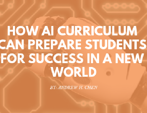 How AI Curriculum Can Prepare Students for Success in a New World